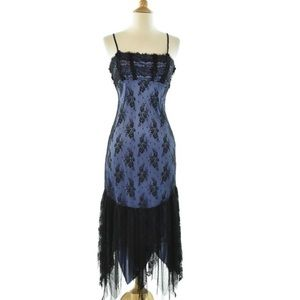 Betsey Johnson Lace Party Dress